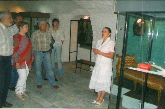 Экскурсия в станицу Старочеркасскую